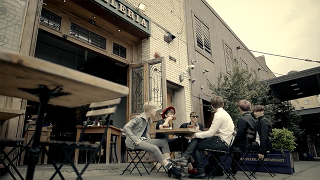 Photo: Coffee Shop mv