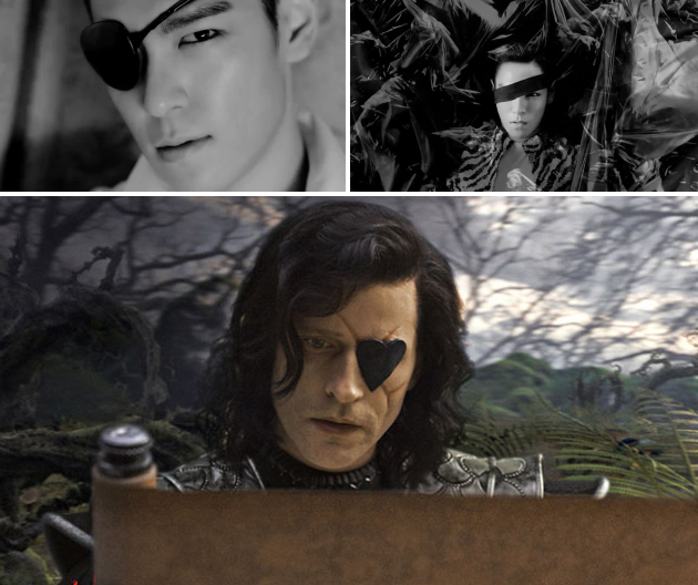 Photos: Doom Dada mv & Alice In Wonderland
