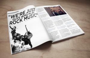 UnitedKpop Magazine, INDIE interview with Galaxy Express